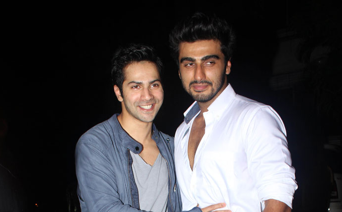 Varun Dhawan & Arjun Kapoor