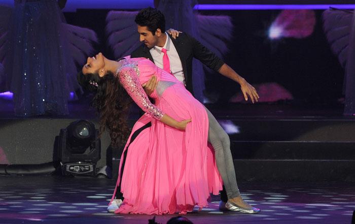 Ayushmaan Kuraana & Parineeti Chopra