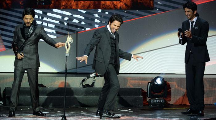 Shah Rukh Khan, Shahid Kapoor & Sushant