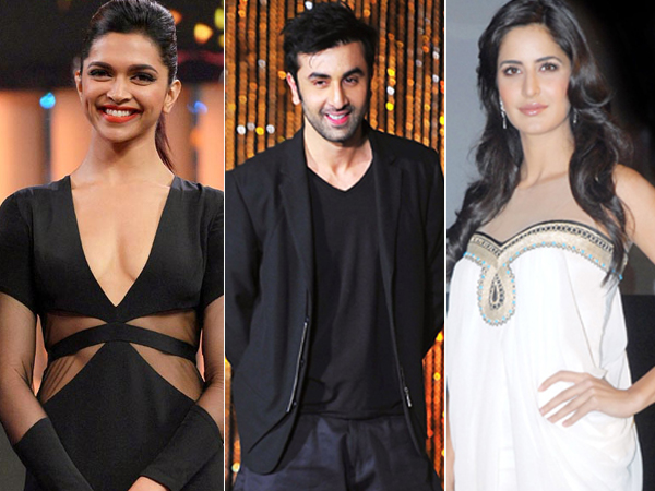 Katrina's not impressed with Deepika-Ranbir's growing friendship