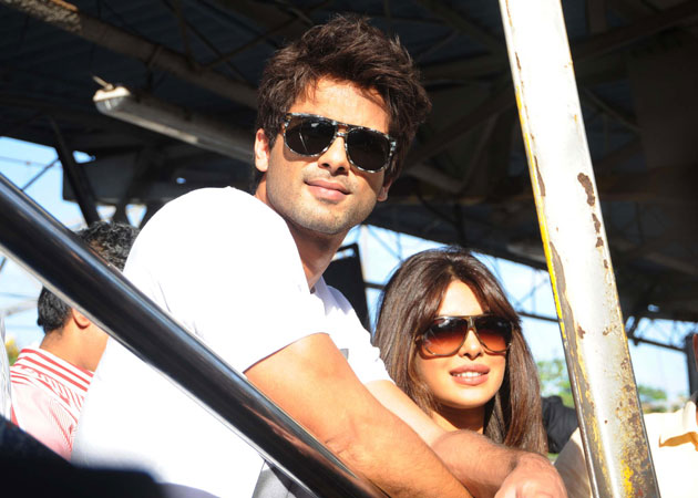 Are Shahid-Priyanka a couple again?