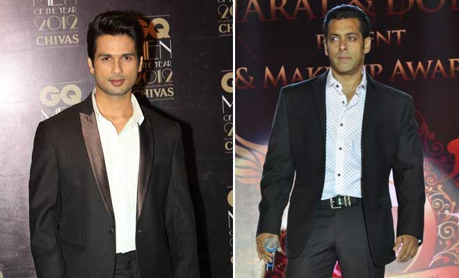 Shahid plays a Salman Khan fan in the upcoming  Phata Poster Nikhla Hero