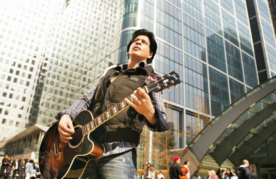 SRK makes quite the impact in  Challa