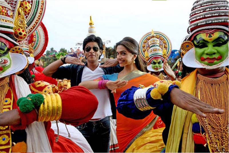 Chennai Express may be in trouble if the MNS disrupts its screenings