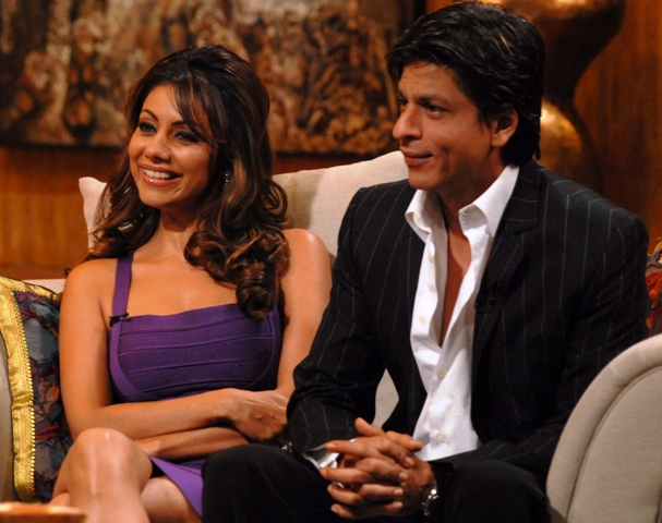 SRK-Gauri have won 'best friends in marriage' poll