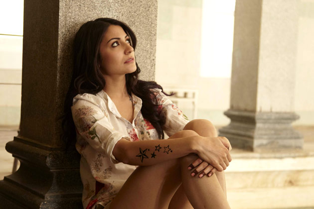 Anushka's excited about Bombay Velvet