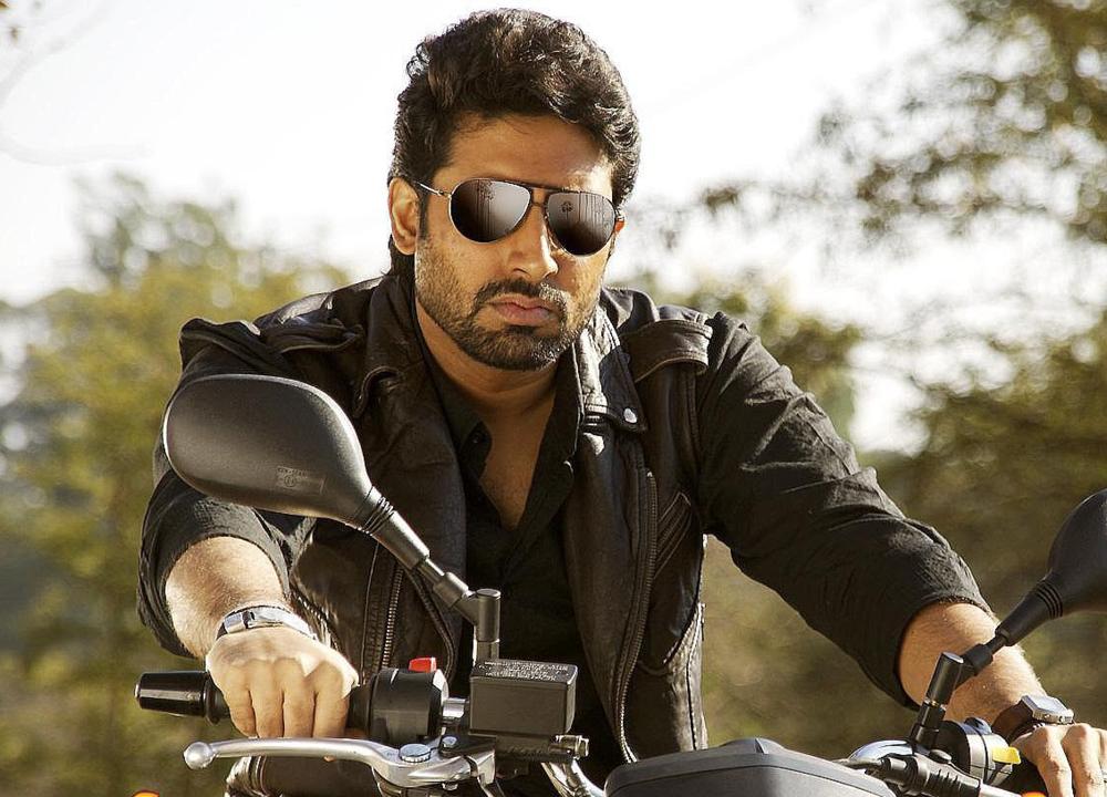 Abhishek Bachchan in  Dhoom 2