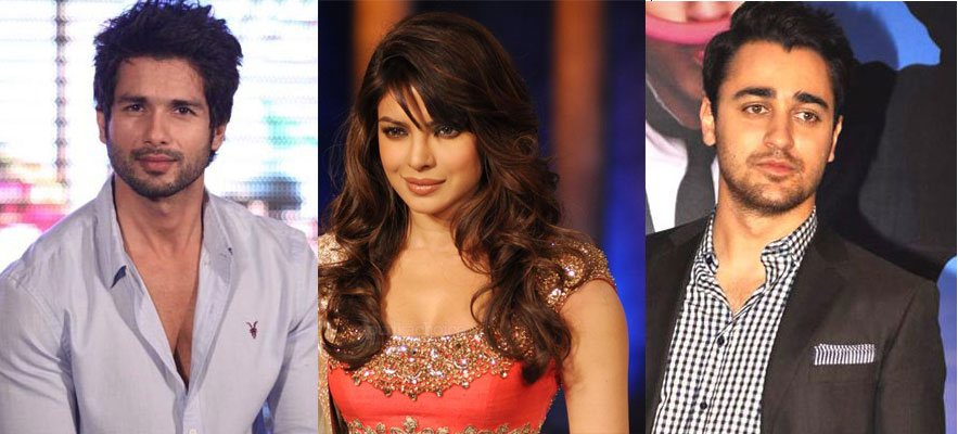Milan Talkies  will now star Shahid opposite Priyanka