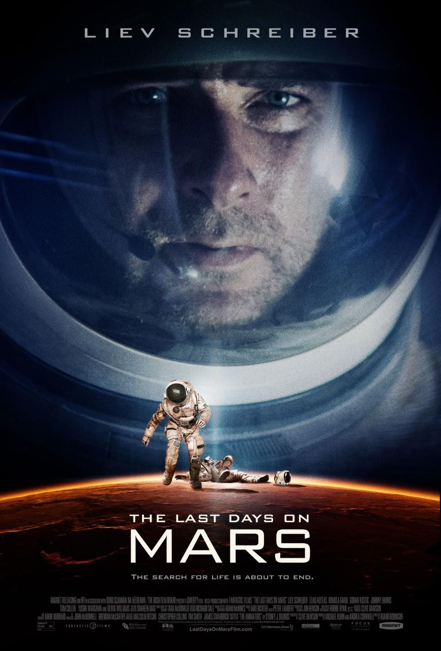 Theatrical Poster: The Last Days on Mars