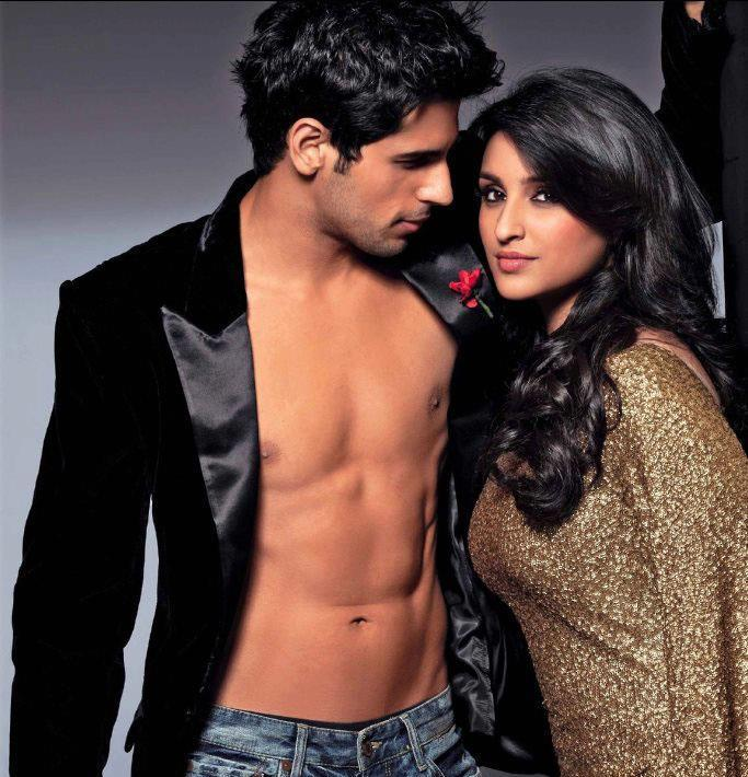 Sidharth will be seen with Parineeti Chopra in Hasee Toh Phasee