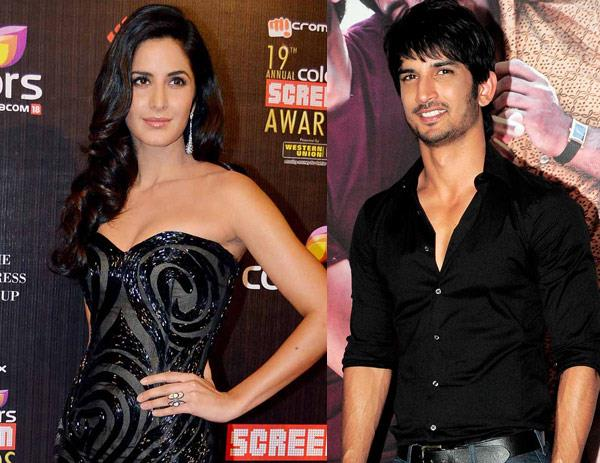 Sushant was to star with Katrina Kaif in the film