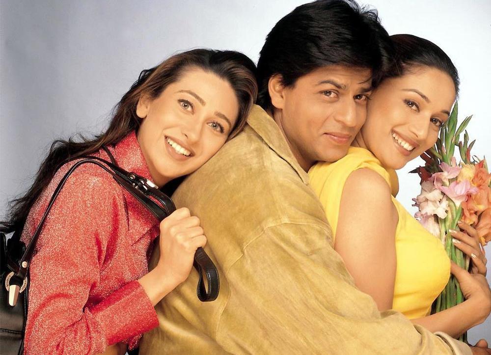 SRK-Madhuri-Karisma shone in Dil To Pagal Hai