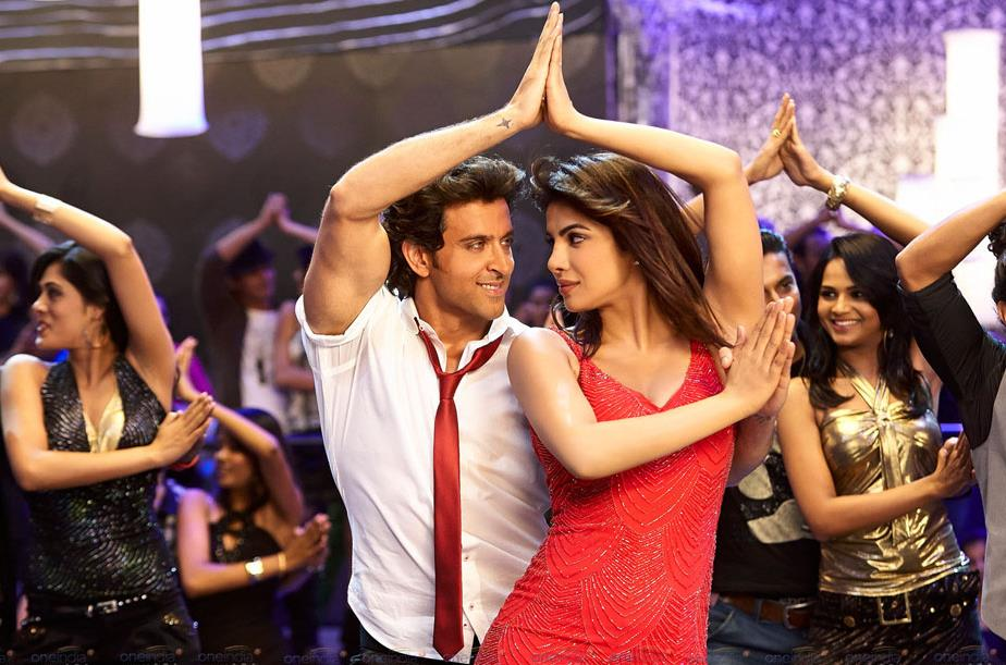 Hrithik-Priyanka in Krrish 3