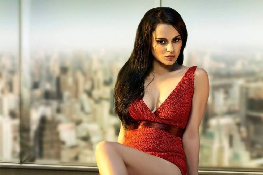 Kangana turns out to be quite the scene stealer in the film