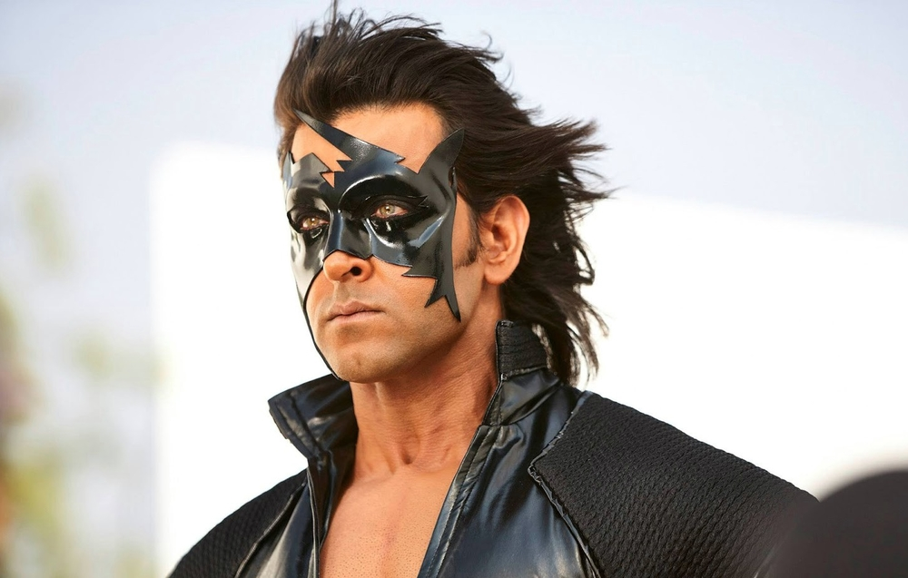 Hrithik Roshan's Krrish 3 has just crossed the Rs.200 crore mark