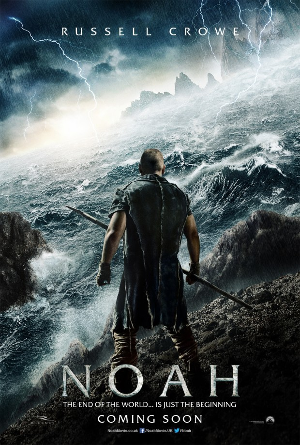 The theatrical poster of Noah