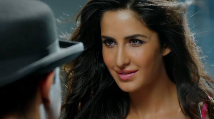 Katrina was at her witty best at the unveiling of the song