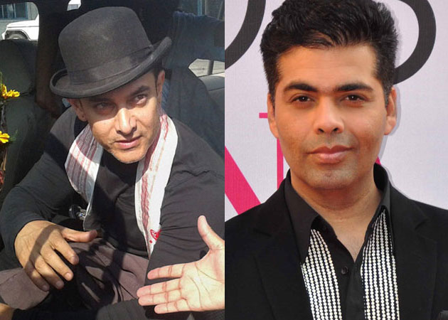 Aamir Khan and Karan Johar are among the celebs to have expressed their displeasure at the court's ruling