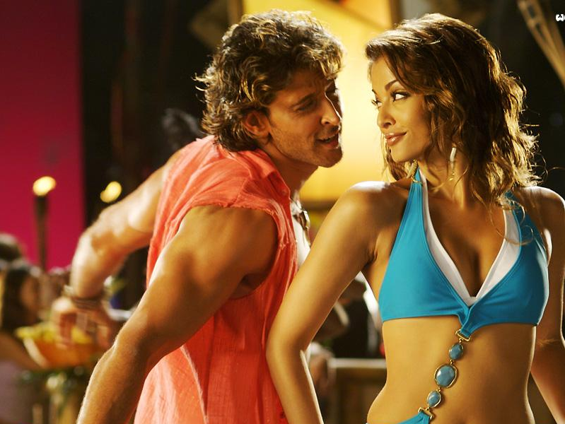 Dhoom: 2  (2006)    Dhoom:2  was never about its plot. It was ultimately about cashing in on star power and made no bones about it. But even in a film as frivolous as  Dhoom:2,  Hrithik was simply unmatchable in an all star cast comprising of Aishwarya Rai Bachchan, Bipasha Basu and Abhishek Bachchan. Everything about his wily thief Aryan redefined cool, and Hrithik made it all look so effortless. Another selling point was his chemistry with Ash, his to die for dance moves and his chiselled physique, and I'm sorry to say Mr Aamir Khan, but Hrithik was and will always be the best  Dhoom  antagonist, irrespective of box office figures.