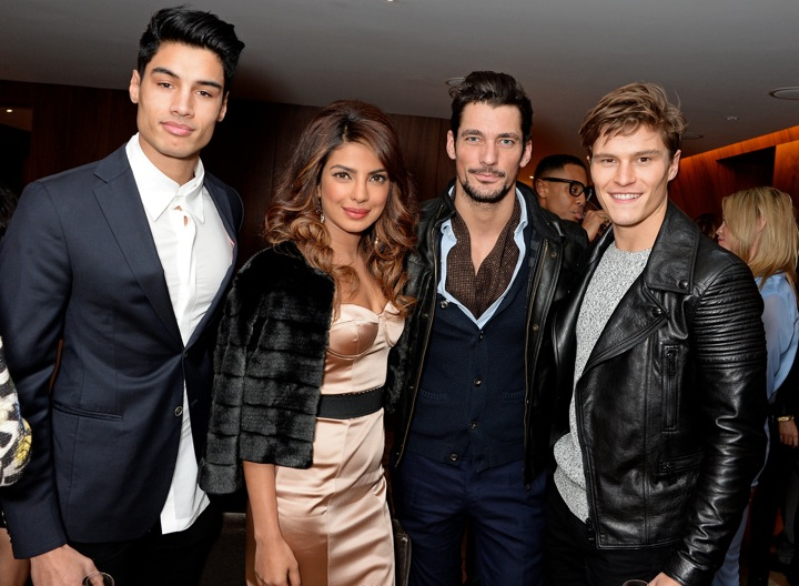 DMB-GUESS_PRIYANKA_CHOPRA_DINNER Siva Kaneswaran, Priyanka Chopra, David Gandy and Oliver Cheshir47(a).jpeg