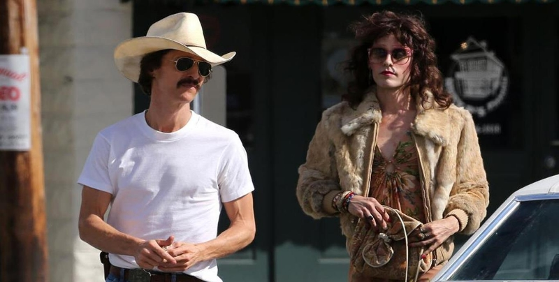 McConaughey and Leto dazzle in  Dallas Buyers Club