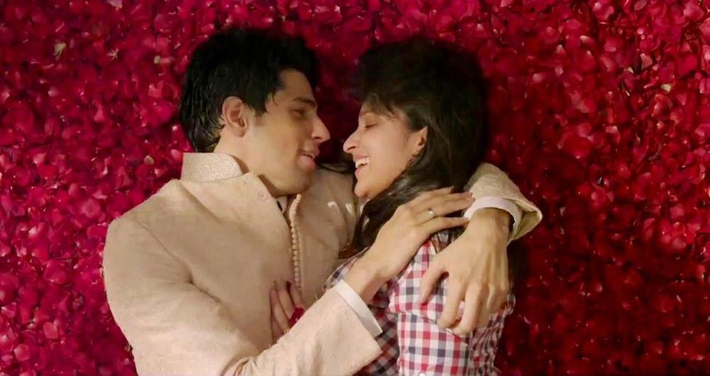 Sidharth-Parineeti sparkle in Hasee Toh Phasee