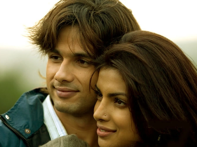 Priyanka Chopra ( Kaminey, Teri Meri Kahaani )   This pair is right up there in my list too, because they totally scorched the screen in the few scenes they shared together in  Kaminey , and even in a dud like  Teri Meri Kahaani , their chemistry was apparent – it's just a shame it wasn't utilised in the film properly. It's definitely a pair I'd like to see together again – are any enterprising filmmakers listening? Vishal, a sequel to  Kaminey  perhaps?