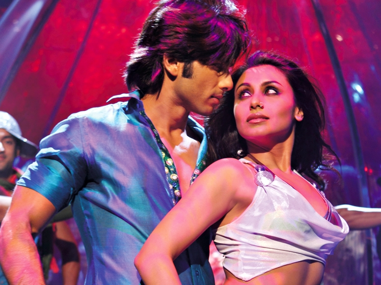Rani Mukerji ( Dil Bole Hadippa )   Shahid and Rani actually looked good together, despite the latter being a few years older, but because Rani was dressed as a man for most of the film, we don't get to see much of the couple's chemistry, except perhaps in the  Dil Bole Hadippa  remix version, and in that song they definitely did set temperatures soaring. Perhaps they just needed a better film in which to shine.
