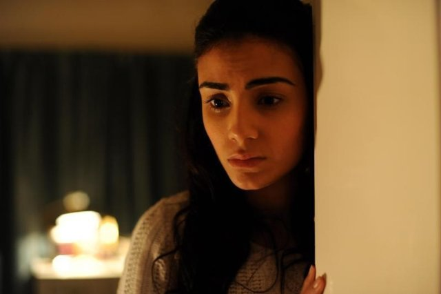 Aiysha Hart   Aiysha Hart is an up-and-coming British actress who recently was seen in Richard Curtis' feature film  About Time , starring Rachel McAdams and Bill Nighy.  She will soon be seen in the Canadian film  400 Boys  and the United Arab Emirates film  Djinn  directed by Tobe Hooper.