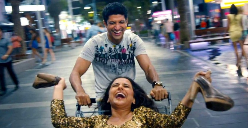 Shaadi Ke Side Effects  is worth watching for Farhan
