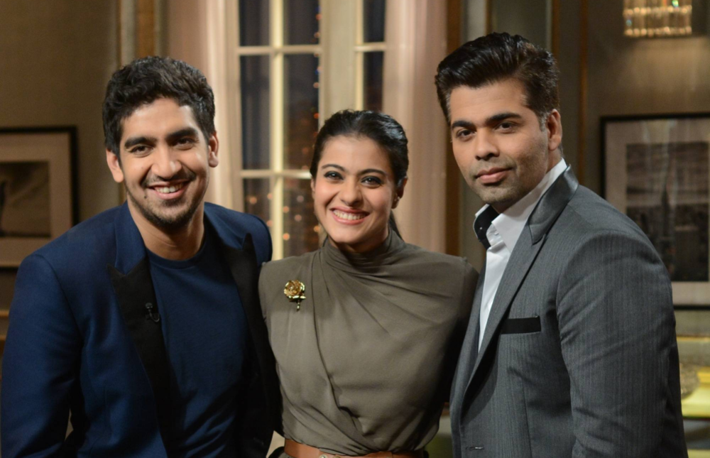 Kajol was her sprightly, blunt self and her quotable quotes made this week's show worth a watch!