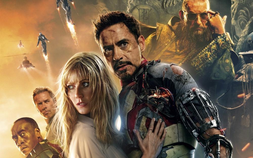 Iron Man 3  is good fun overall