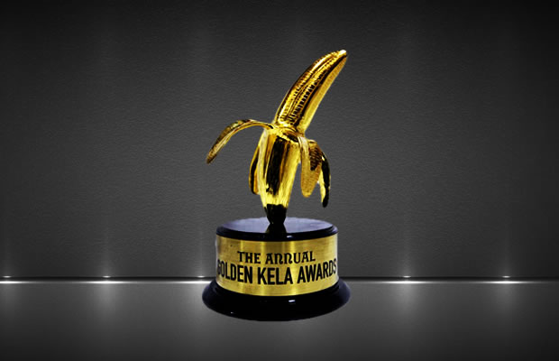 The Kela Awards honour the worst of Bollywood every year