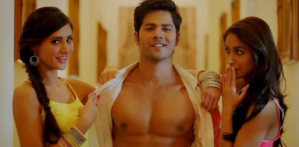 Varun tries valiantly to lift Main Tera Hero, but a fair chunk of the gags fall woefully short