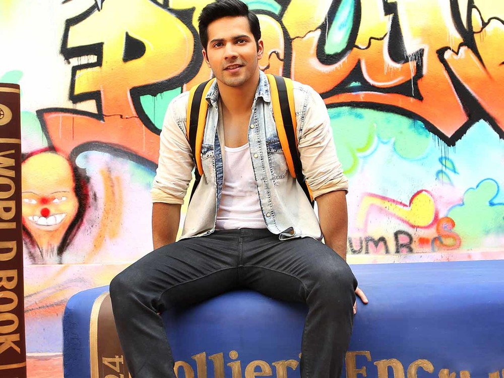Varun turns 27 today, 24 April 2014