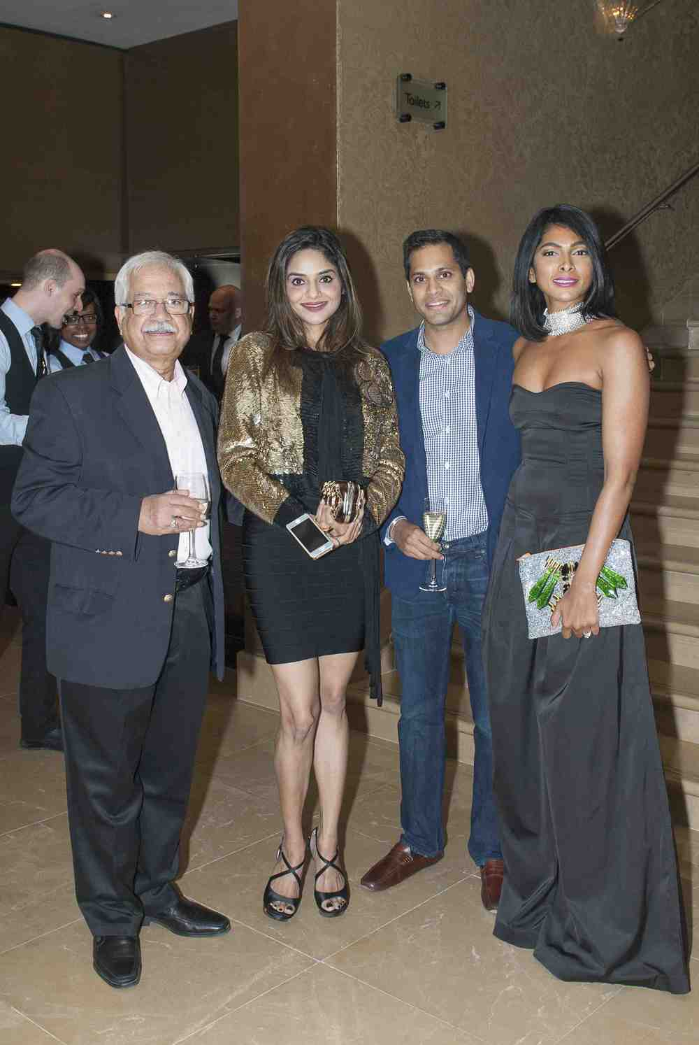 Madhoo, Nina Manuel and guests.jpg
