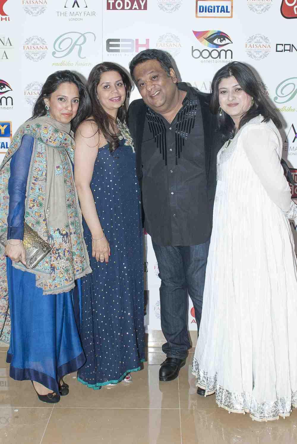 Nida Azwer, Aamna Lakhany, Umar Sayeed, Aisha Tabani Chowdhry.jpg