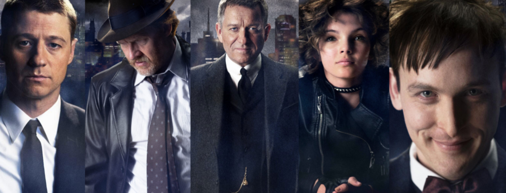 Gotham  airs in the US in September