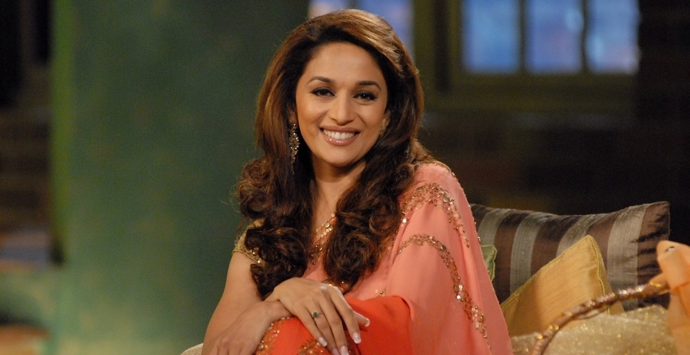 Madhuri Dixit turns 47 today — 15 May 2014