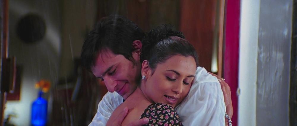 Saif & Rani charmed in  Hum Tum
