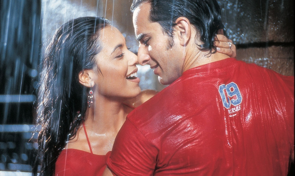 Saif-Rani sizzled in  Hum Tum