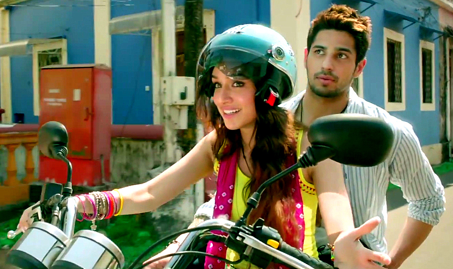 Sidharth-Shraddha in  Ek Villain