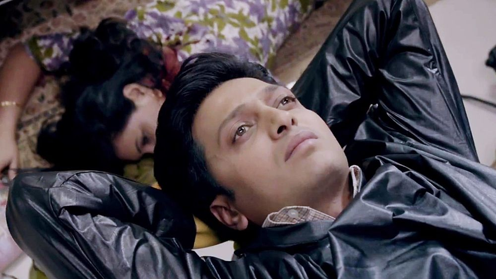 Riteish shines in the film