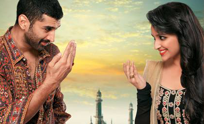 Aditya-Parineeti in Daawat-e-Ishq