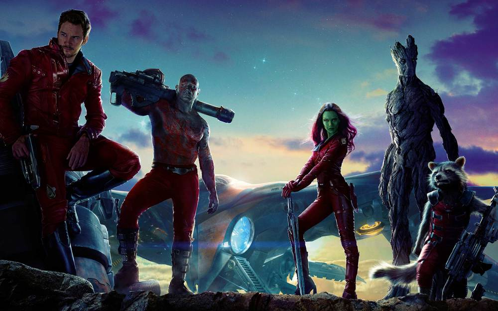 Guardians Of The Galaxy  turns out to be quite the unexpected blockbuster
