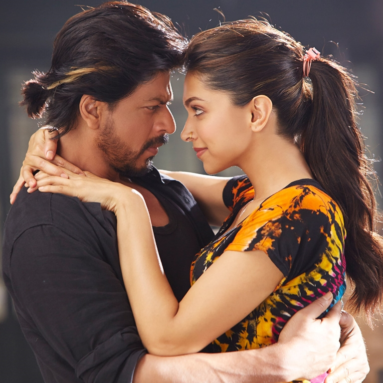 SRK-Deepika in  Happy New Year