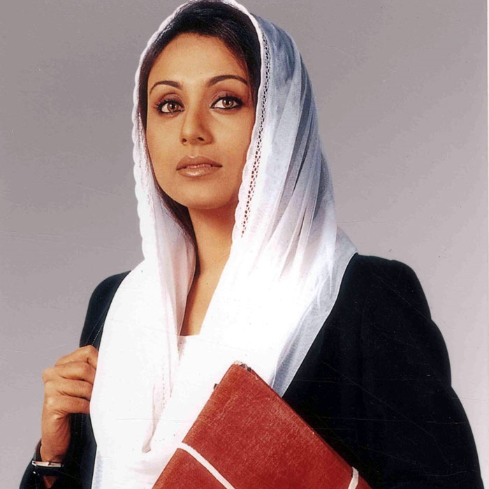 Rani Mukerji was the scene stealer in Veer-Zaara