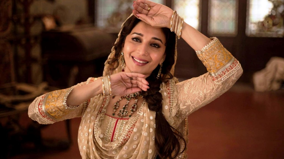 Madhuri's performance in Dedh Ishqiya had a matchless grace