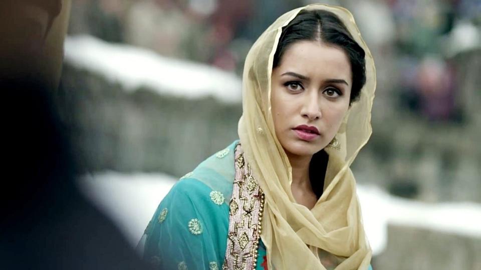 Shraddha Kapoor wowed with her fragile grace in Vishal Bhardwaj's   Haider