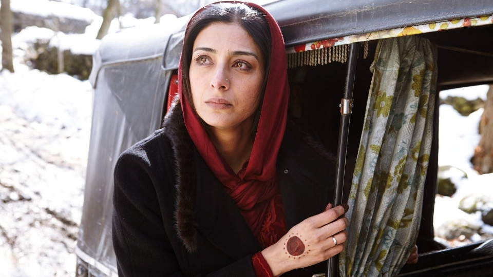 Tabu proved why she's still one of the best in the business in   Haider